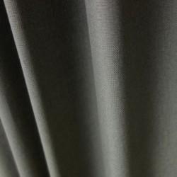 Tissu Riviera Uni Cendre