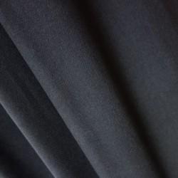 Tissu Riviera Uni Noir