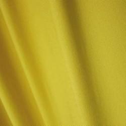 Tissu Riviera Uni Yuzu Jaune