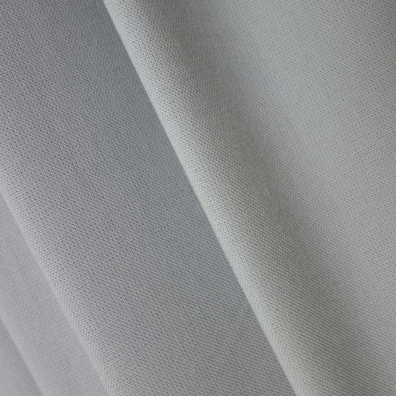 Tissu Riviera Uni Granit Gris Clair
