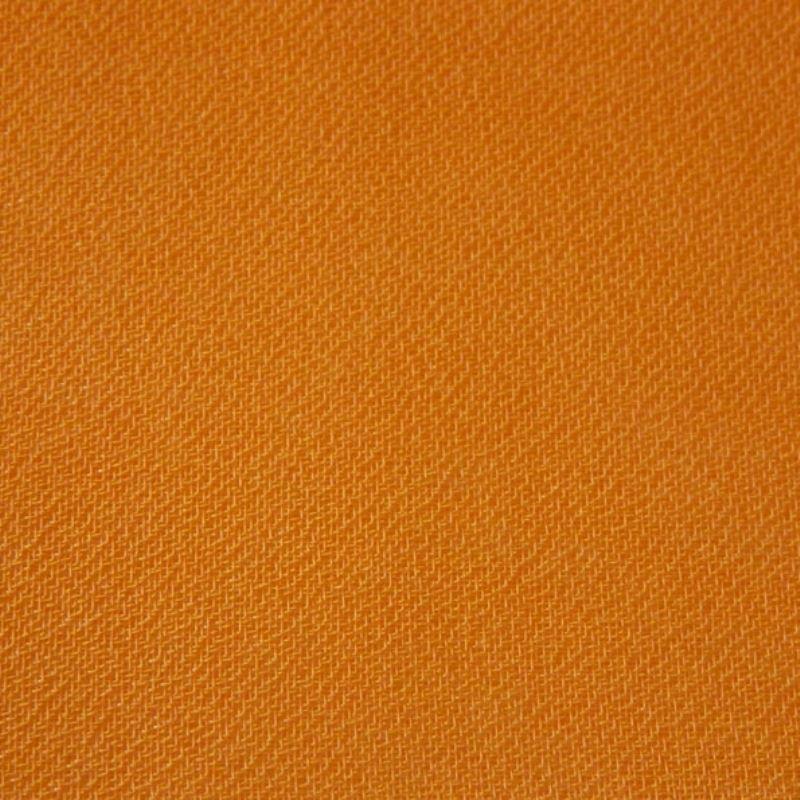 Tissu Voile Chic Orange Plombé