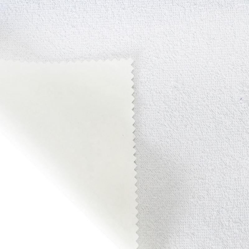 Tissu Alese Lutece Blanc