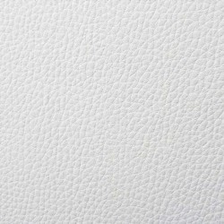 Tissu Simili Cuir Matelassé Dolaro Blanc