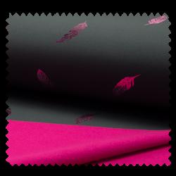 Tissu Soft Schell Gris Rose