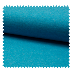 Tissu Jersey Chine Aqua
