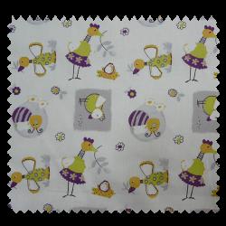 Tissu Coton Enfant