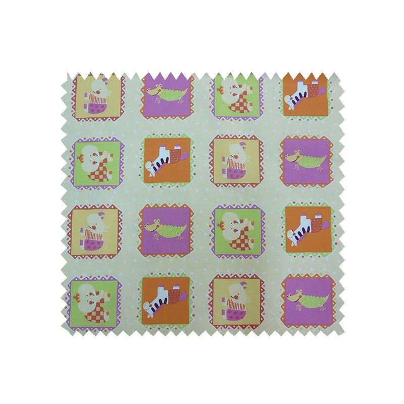 tissu coton enfant animaux tissus des ursules. Black Bedroom Furniture Sets. Home Design Ideas