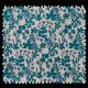Tissu Jacquard Surinam Bleu