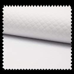 Tissu Diamond Blanc