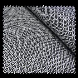 Tissu Versailles Noir