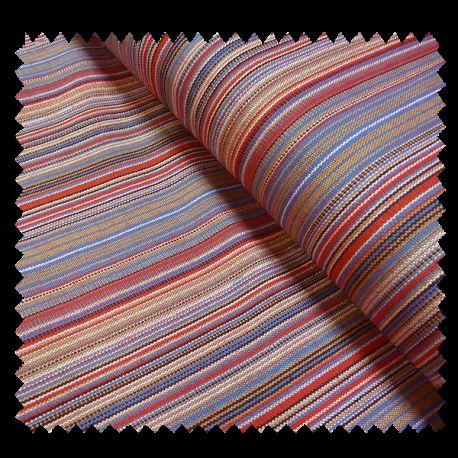 tissu jacquard mexicain rouge tissus des ursules. Black Bedroom Furniture Sets. Home Design Ideas