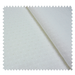 Tissu Broderie Anglaise