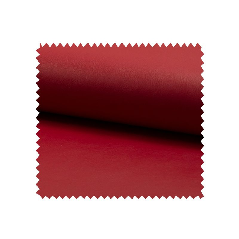 Tissu Simili Rouge