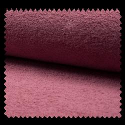 Tissu Eponge Uni Fraise