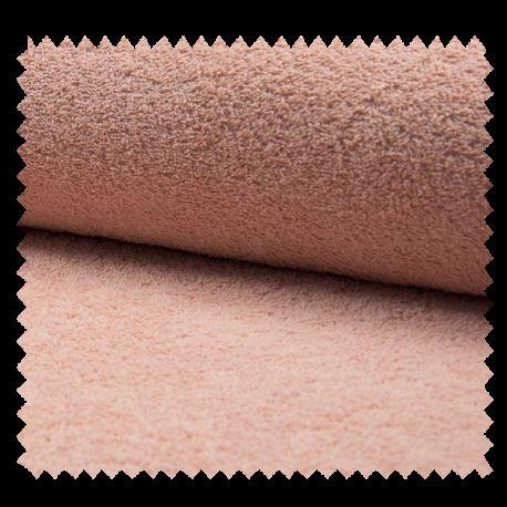 Tissu Eponge Uni Mangue