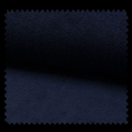 Tissu Jersey Eponge Navy