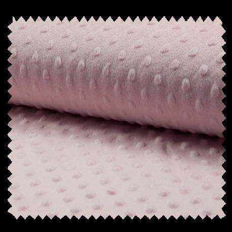 Tissu Bubble Rose