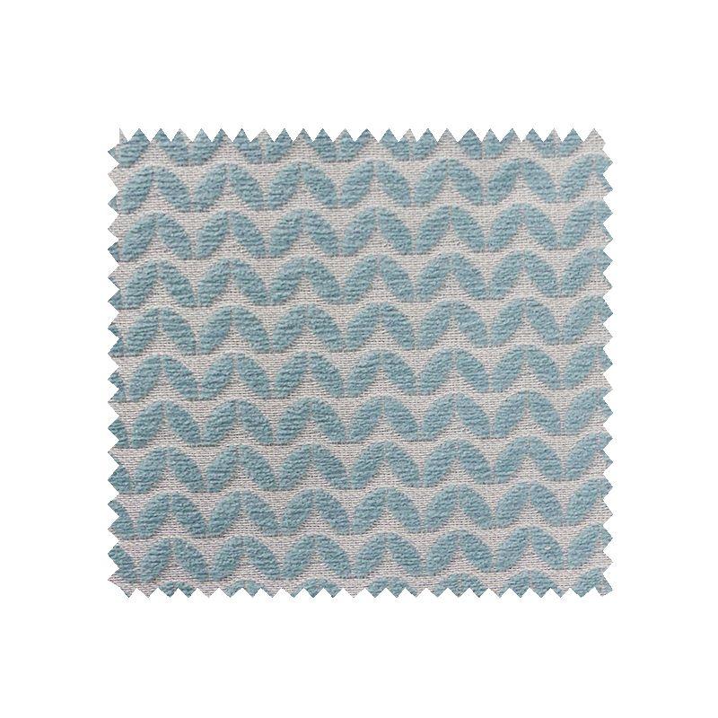 tissu jacquard shankaro feuille vert d 39 eau tissus des. Black Bedroom Furniture Sets. Home Design Ideas