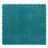 Tissu Suédine Bleu Canard