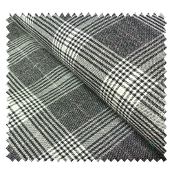 Tissu Como Noir