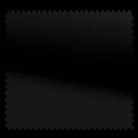 Tissu Gold Crepe Noir