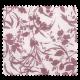Voilage Canopée Rose Plombé