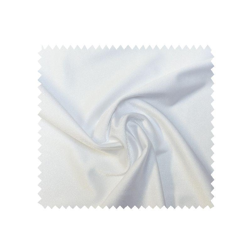 Tissu CHARLIE EXTENSIBLE UNI BLANC L150 82PA 18EA