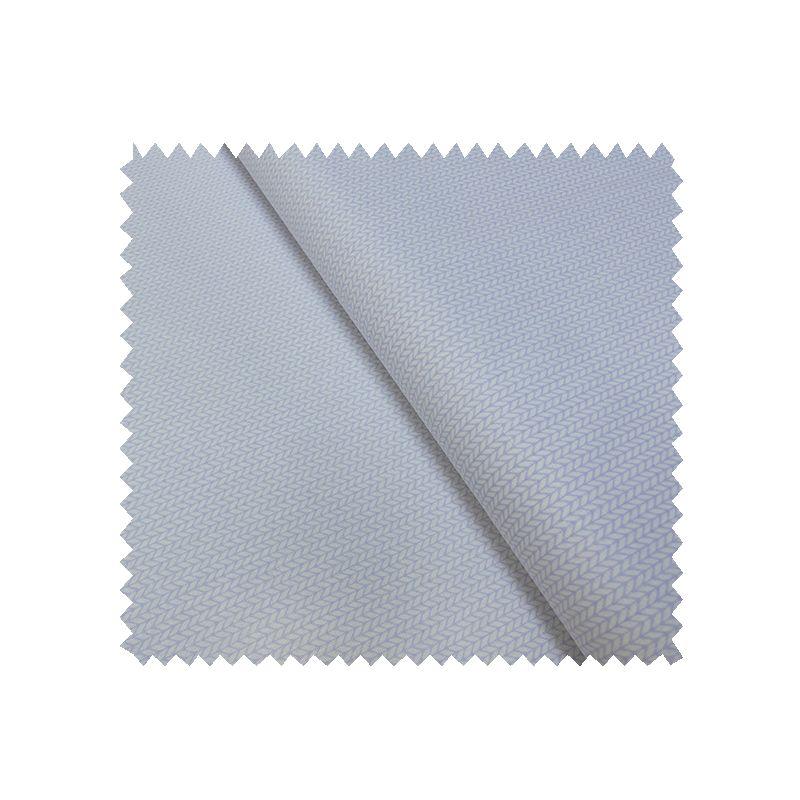 Tissu Lucas Wool Bleu