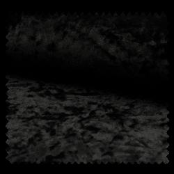 Tissu Angélique Noir