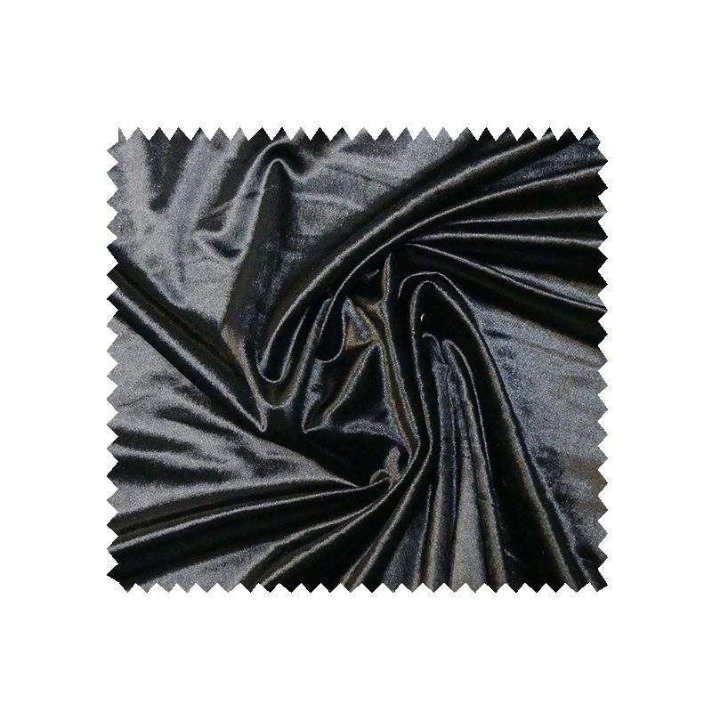 Tissu Velours Noir
