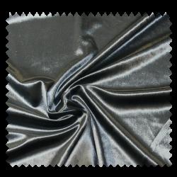 Tissu Velours Anthracite