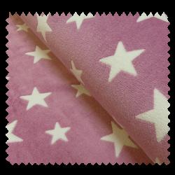 Tissu Star Rose