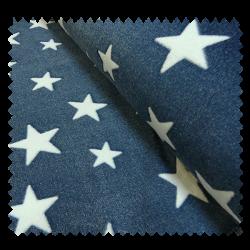 Tissu Star Marine