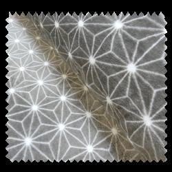 Tissu Polaire Estampado Etoile