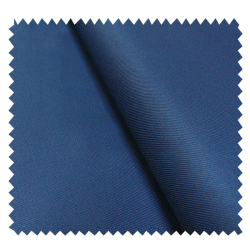 Tissu Gabardine Bleu