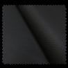 Tissu Gabardine Noir