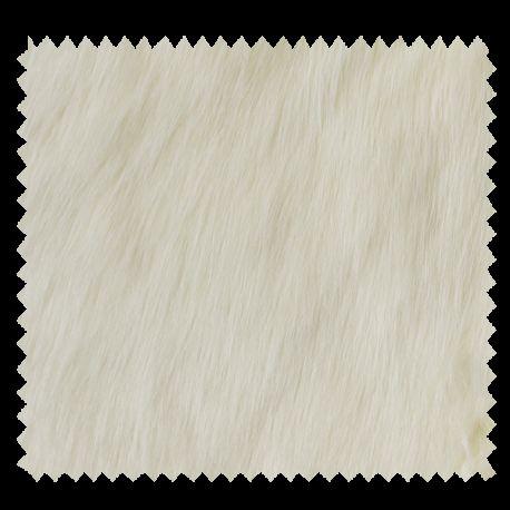 Fausse Fourrure Yeti Blanc