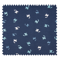 Tissu Jersey Small Cats