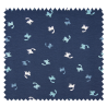 Tissu Jersey Small Cats bleu