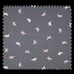 Tissu Jersey Pauppy Grey