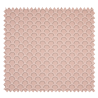 Tissu Coton Popeline Fan Saumon
