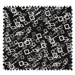 Tissu Viscose Imprimée