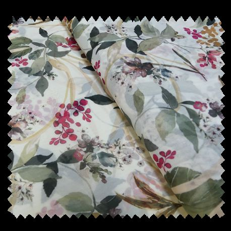 tissu sirop tissus des ursules. Black Bedroom Furniture Sets. Home Design Ideas