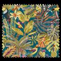 Tissu Jacquard Allover Sumatra Caraïbes