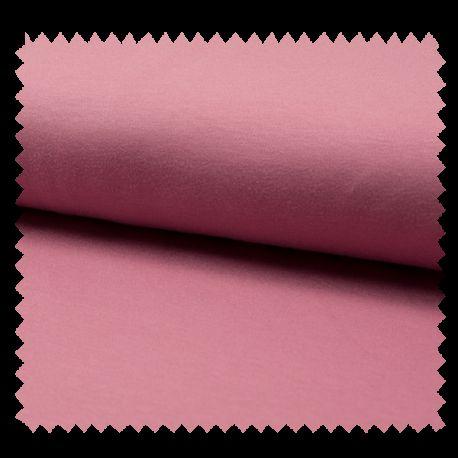 Tissu Jersey Coton Organique Rose