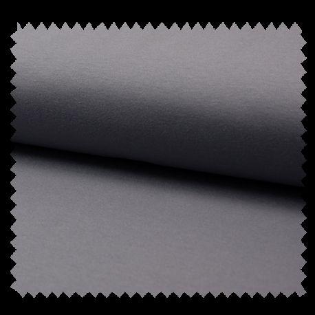 Tissu Jersey Coton Organique Gris