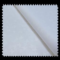 Tissu Voile Papillon Blanc