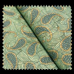 Tissu Courbes