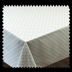 Tissu Toile Cirée Textile Naïf Imprimé Gris