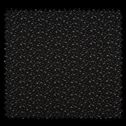 Tissu Mouette Noir